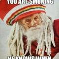 Dank Santa