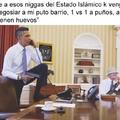 Ese obama loco
