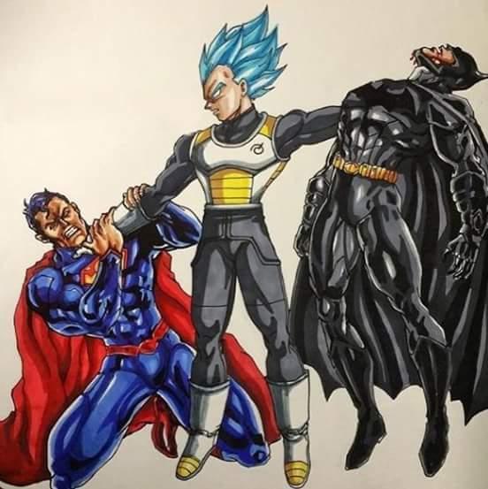 La vrai fin de batman v superman - meme