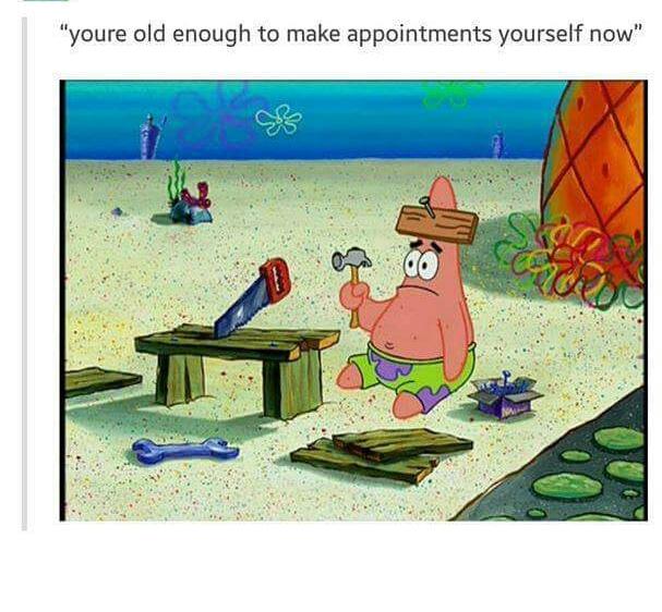 No. This is Patrick - meme