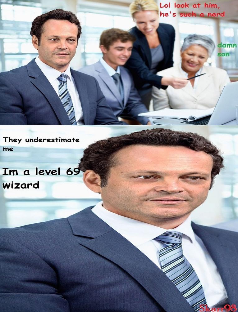 Sorcery - meme