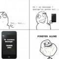 fover alone