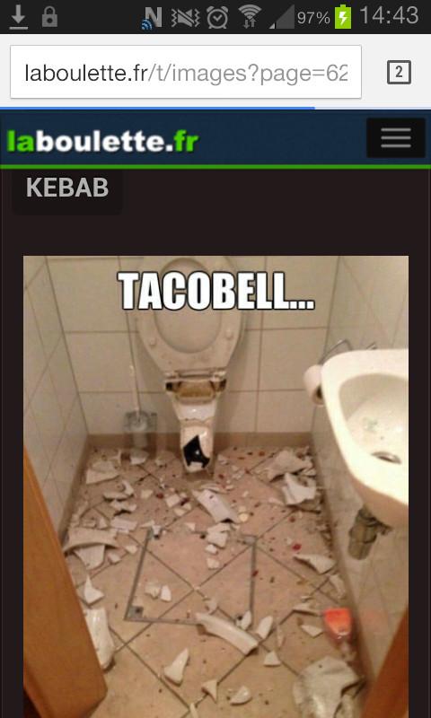 Ce moment après que t'ai mangé un kebab mdrr - meme