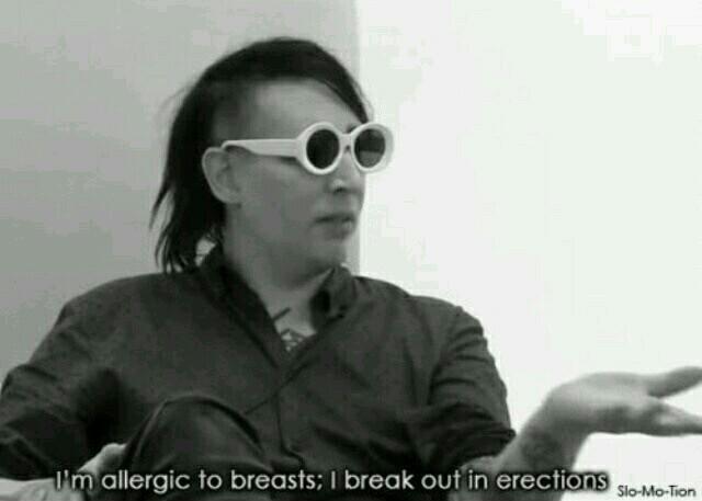Funny Manson - meme