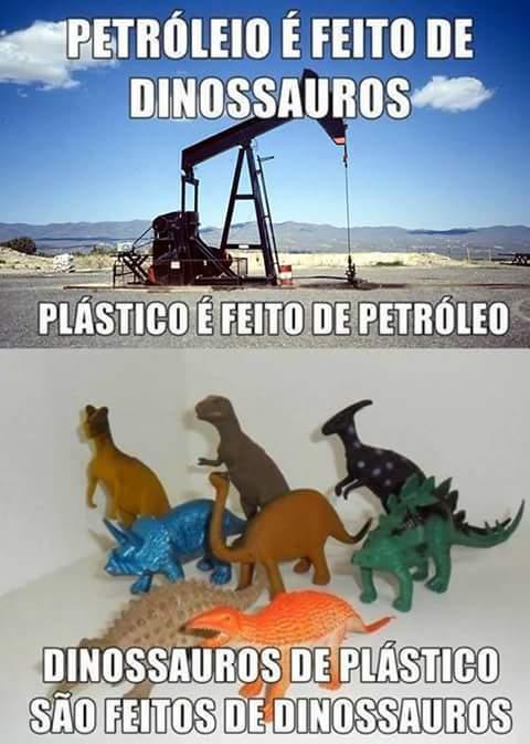 Dinossauro vem do Acre... Falto essa Informação! - meme