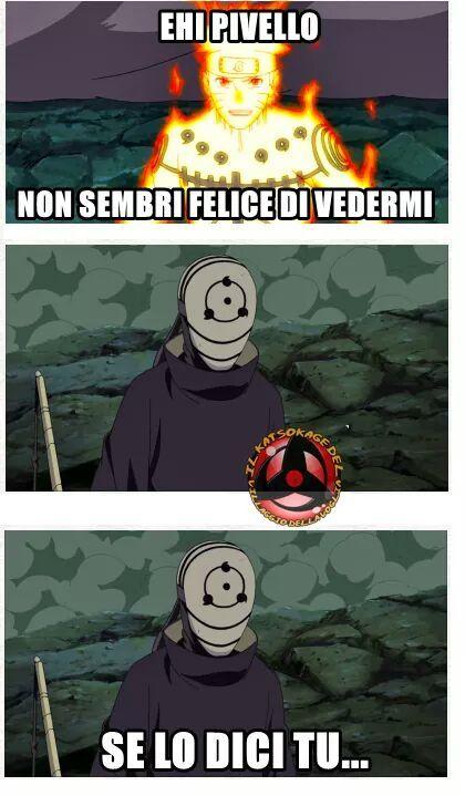 Naruto :') - meme