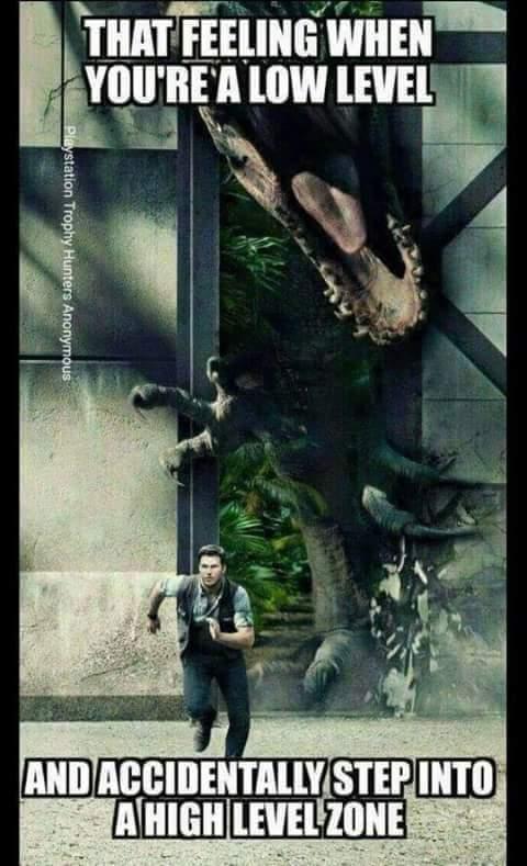 Jurassic world was pretty - meme