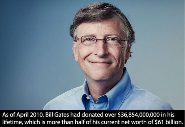 Bill Gates - meme