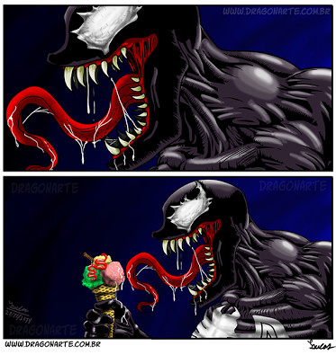 Venom know best lol - meme