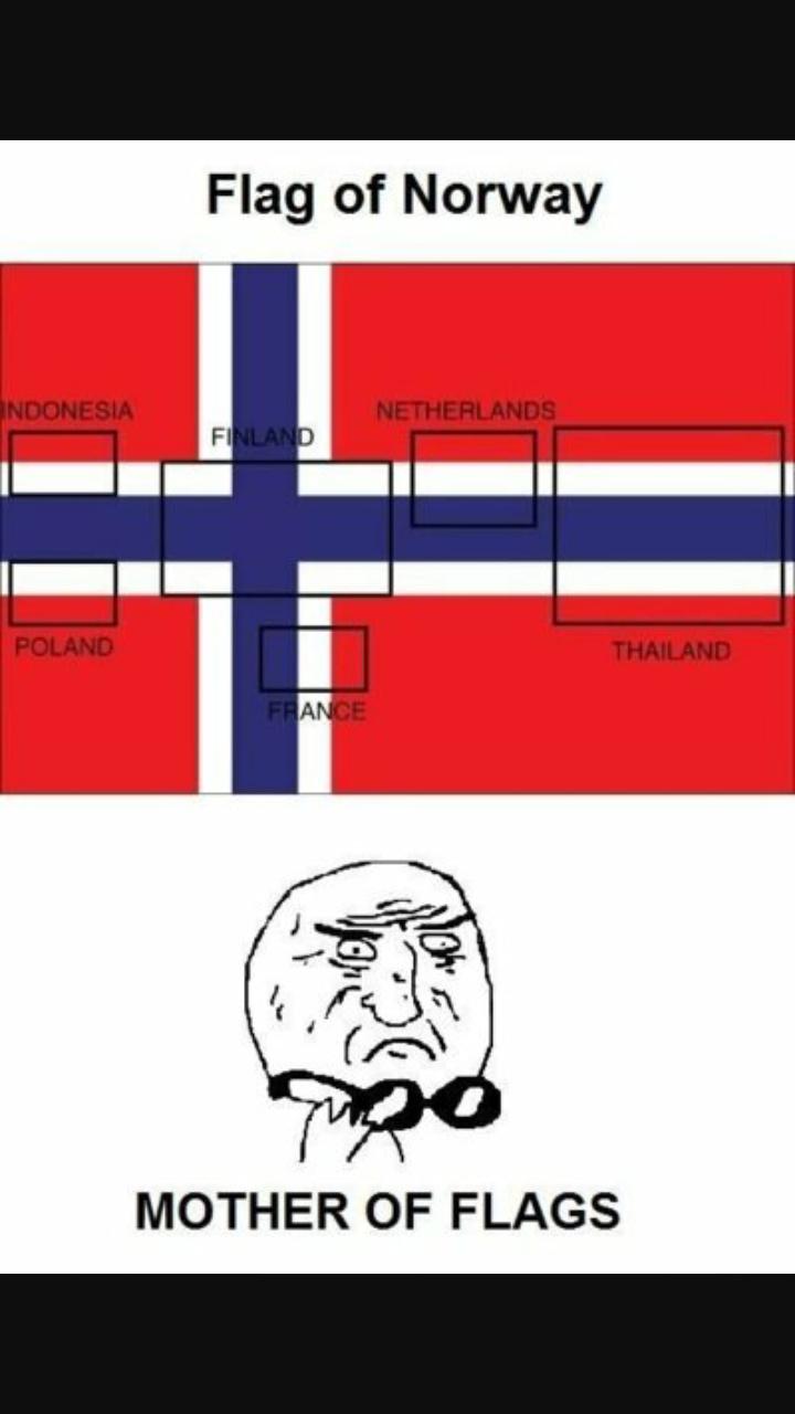 Norway - meme