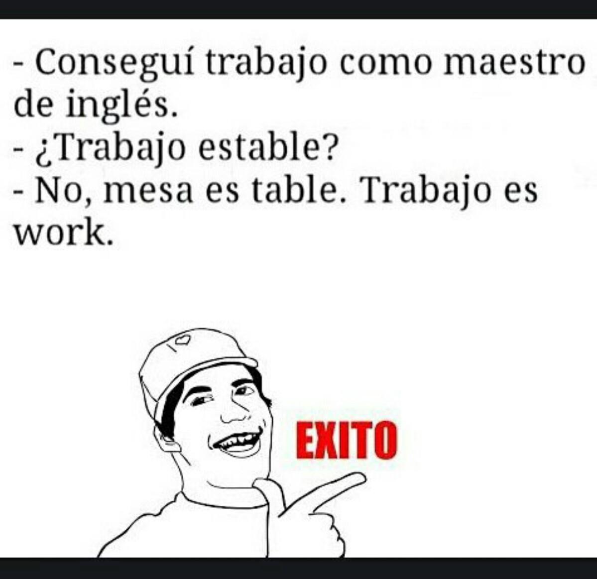 EXITOOO!! - meme