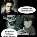 Cullen Vs. Kira~ xD