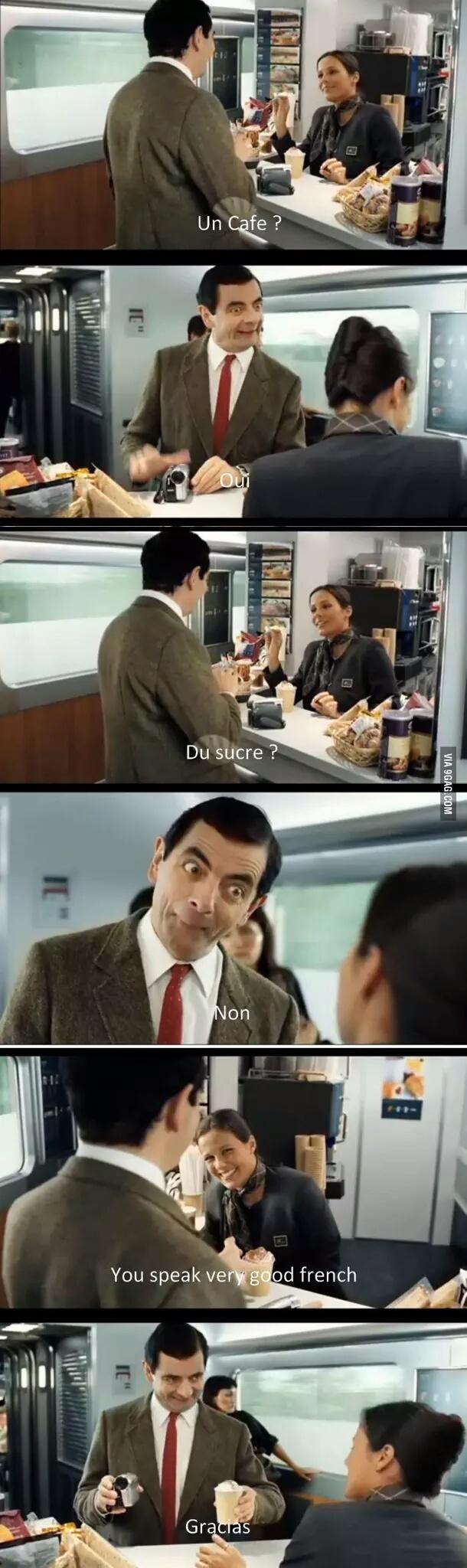 Mr Bean... Ce génie - meme