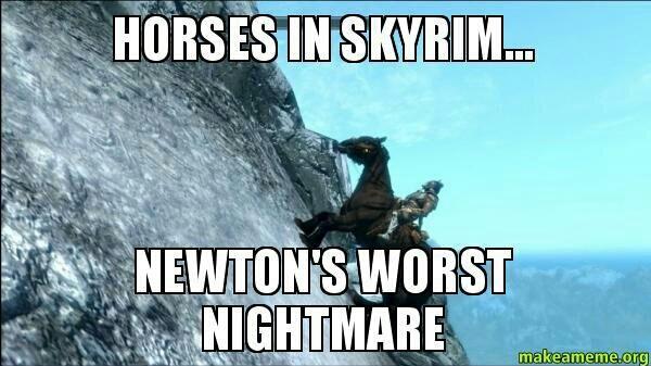 Horsey - meme