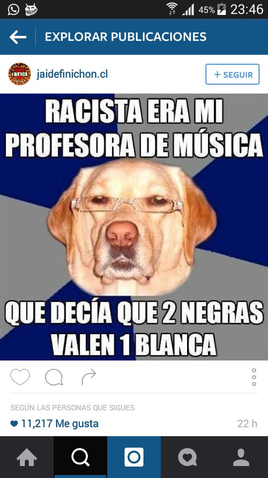 Racismo xd - meme