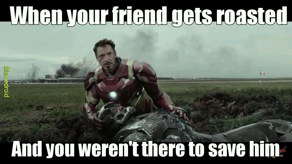 #IronPeopleProblems - meme