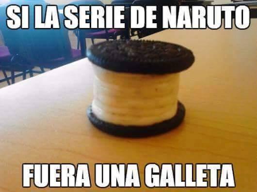 Naruto :v - meme