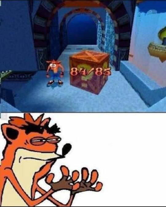 Crash - meme