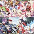 Todas as gerações de pokemon :va