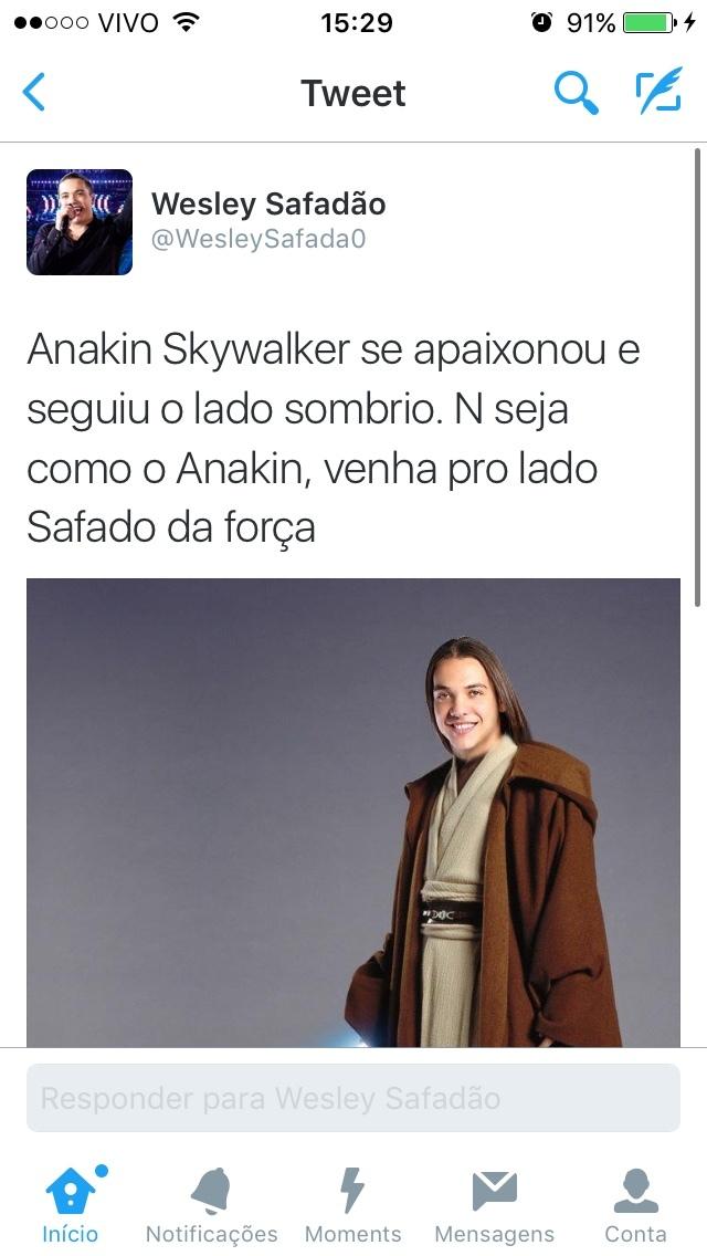 SAFADONES DA FORÇA - meme