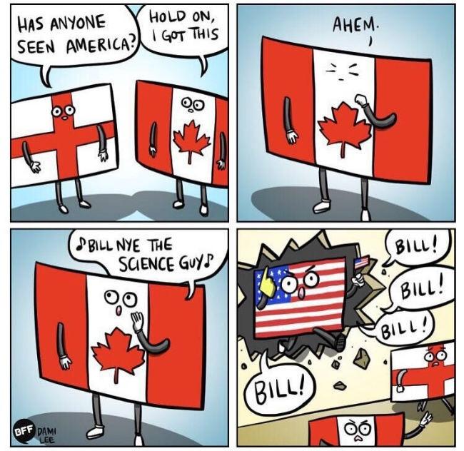 I ❤️ Bill - meme