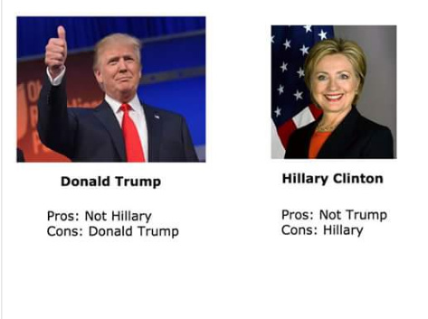 This presidency is a joke - meme