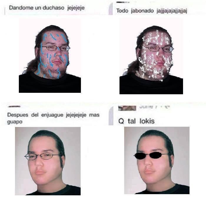 Sensual Frikencio - meme