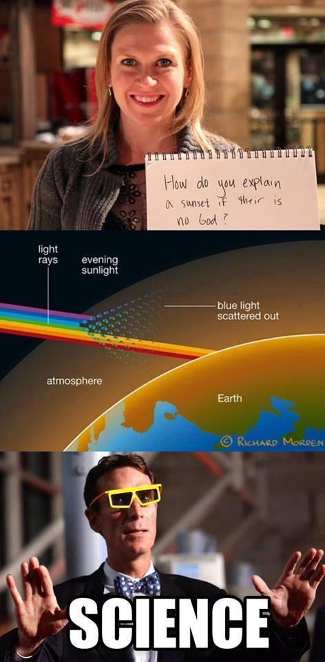 Science, mothafucka - meme