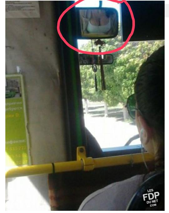 Toujour choisir la bonne place dans le bus - meme