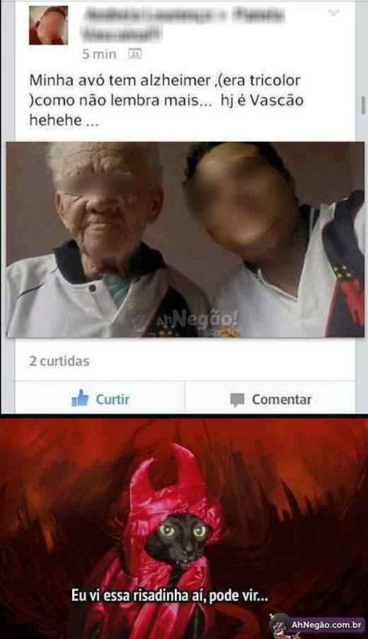 Não kkk - meme