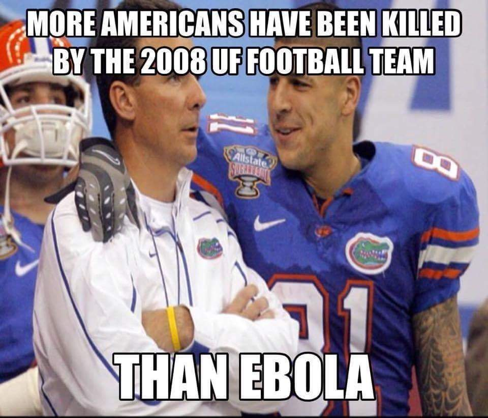The truth about Ebola - meme