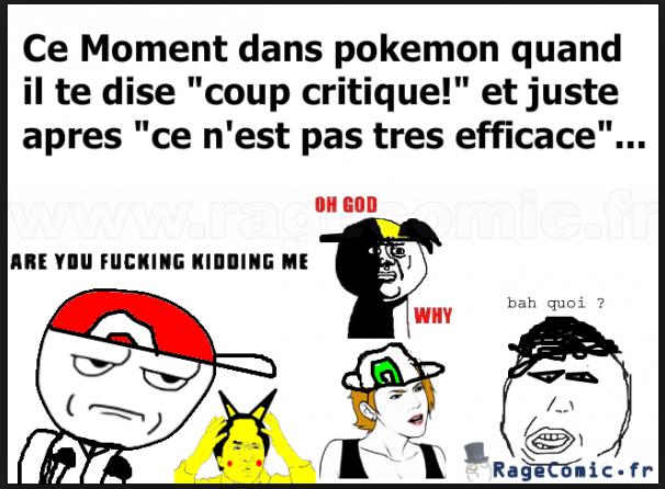 La vérité sur pokemon 2 - meme