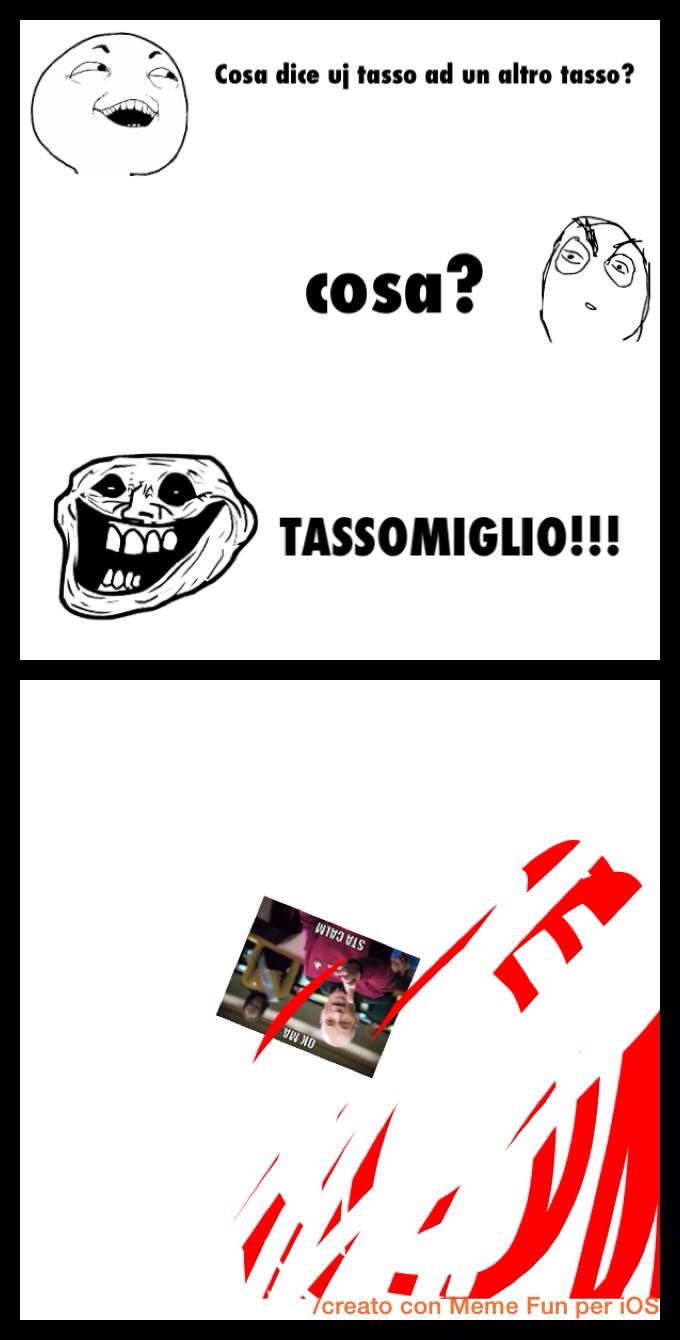 Tassomiglio - meme