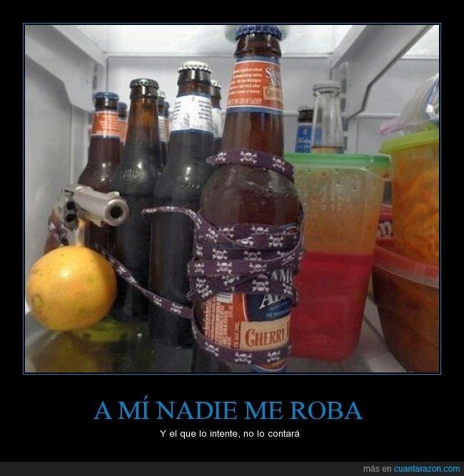 Cerveza - meme