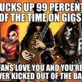 Guitar hero g'damn son