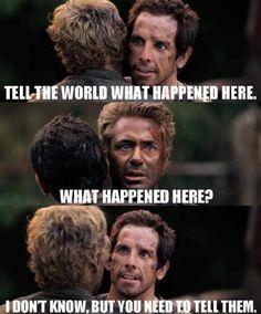 Tell them! - meme