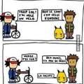 Le vélo d'Ondine