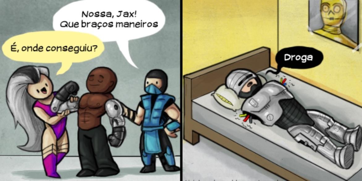 Jax Briggs - meme