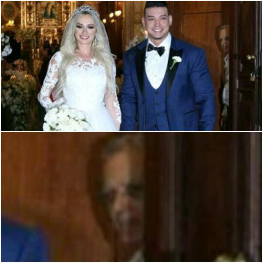 O Título Foi Olhar Noivas Tirando Foto - meme