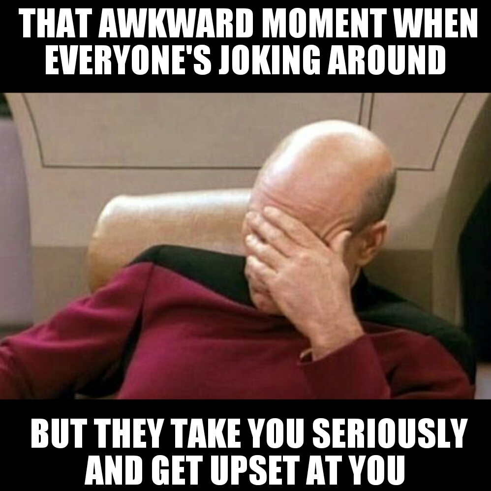 I cringe when this happens - meme