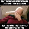 I cringe when this happens