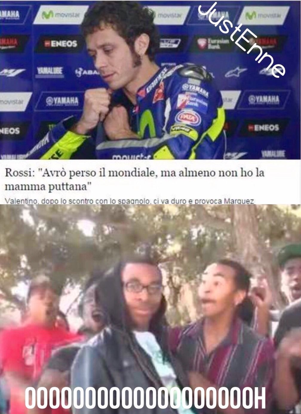 """Rossi è """"suec"""" - meme"""