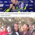 """Rossi è """"suec"""""""