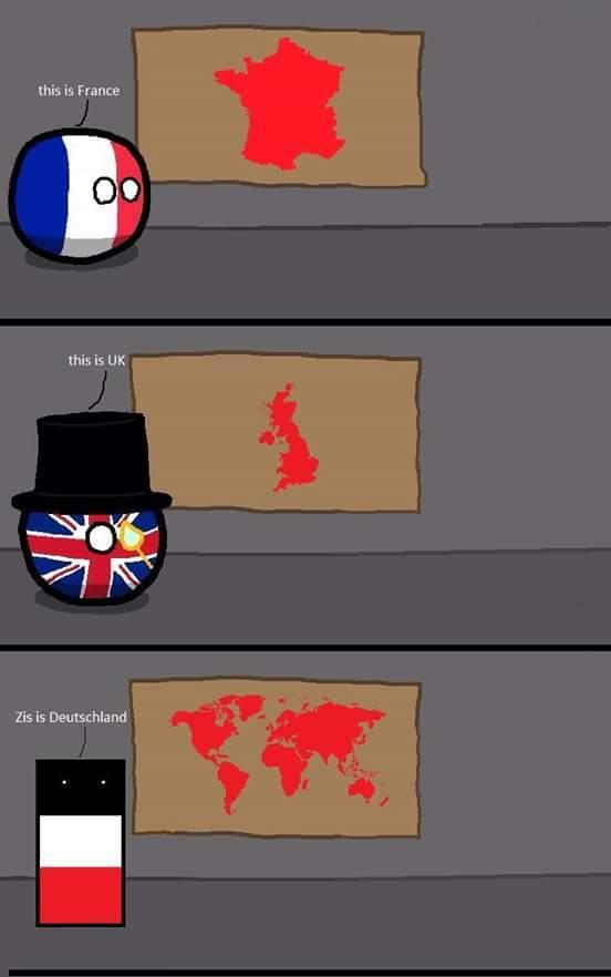 Le second Reich ne se trompe jamais - meme