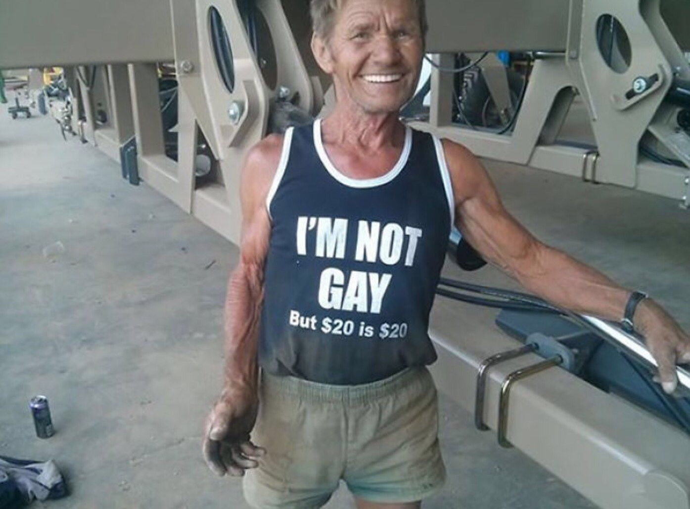 Bilderesultat for old people inappropriate shirts