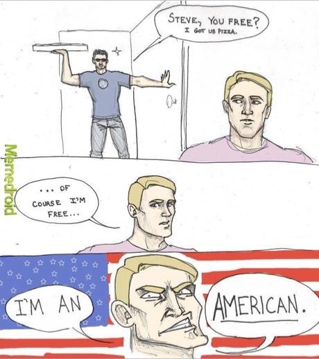 America. - meme