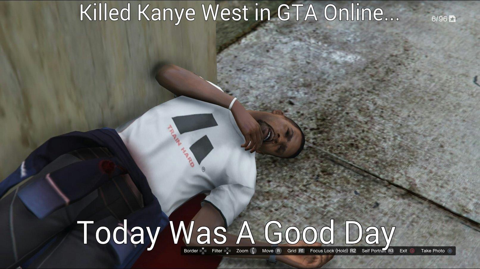 Good ol GTA - meme
