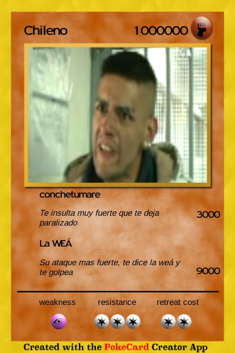 La mejor carta pokemon - meme