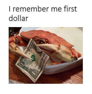 Oh Mr.Krabs :p - meme