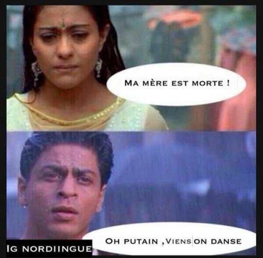 Film indien - meme